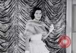 Image of Fashion Parade New York United States USA, 1956, second 16 stock footage video 65675040936