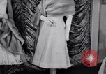 Image of Fashion Parade New York United States USA, 1956, second 19 stock footage video 65675040936