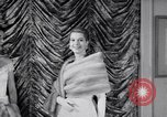 Image of Fashion Parade New York United States USA, 1956, second 24 stock footage video 65675040936