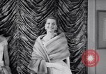 Image of Fashion Parade New York United States USA, 1956, second 25 stock footage video 65675040936