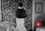 Image of Fashion Parade New York United States USA, 1956, second 28 stock footage video 65675040936