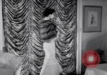 Image of Fashion Parade New York United States USA, 1956, second 29 stock footage video 65675040936