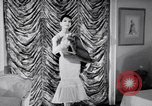 Image of Fashion Parade New York United States USA, 1956, second 33 stock footage video 65675040936