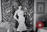 Image of Fashion Parade New York United States USA, 1956, second 35 stock footage video 65675040936