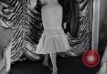 Image of Fashion Parade New York United States USA, 1956, second 37 stock footage video 65675040936