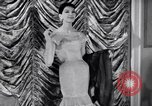 Image of Fashion Parade New York United States USA, 1956, second 40 stock footage video 65675040936