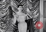 Image of Fashion Parade New York United States USA, 1956, second 41 stock footage video 65675040936