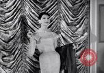 Image of Fashion Parade New York United States USA, 1956, second 42 stock footage video 65675040936