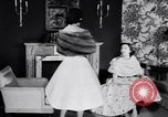 Image of Fashion Parade New York United States USA, 1956, second 46 stock footage video 65675040936