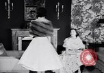 Image of Fashion Parade New York United States USA, 1956, second 47 stock footage video 65675040936
