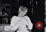 Image of Fashion Parade New York United States USA, 1956, second 52 stock footage video 65675040936