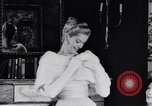Image of Fashion Parade New York United States USA, 1956, second 53 stock footage video 65675040936
