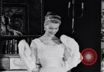 Image of Fashion Parade New York United States USA, 1956, second 54 stock footage video 65675040936
