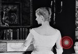 Image of Fashion Parade New York United States USA, 1956, second 57 stock footage video 65675040936