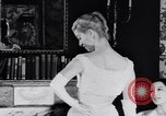 Image of Fashion Parade New York United States USA, 1956, second 58 stock footage video 65675040936