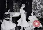 Image of Fashion Parade New York United States USA, 1956, second 59 stock footage video 65675040936