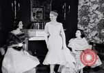 Image of Fashion Parade New York United States USA, 1956, second 60 stock footage video 65675040936