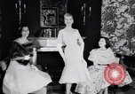Image of Fashion Parade New York United States USA, 1956, second 62 stock footage video 65675040936