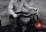 Image of Motorcycle hill climb Lewiston Idaho United States USA, 1956, second 6 stock footage video 65675040937