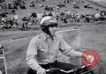 Image of Motorcycle hill climb Lewiston Idaho United States USA, 1956, second 8 stock footage video 65675040937