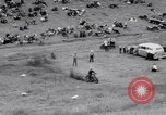 Image of Motorcycle hill climb Lewiston Idaho United States USA, 1956, second 9 stock footage video 65675040937