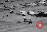 Image of Motorcycle hill climb Lewiston Idaho United States USA, 1956, second 10 stock footage video 65675040937