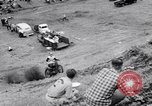 Image of Motorcycle hill climb Lewiston Idaho United States USA, 1956, second 18 stock footage video 65675040937