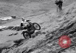 Image of Motorcycle hill climb Lewiston Idaho United States USA, 1956, second 20 stock footage video 65675040937