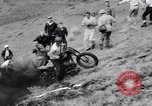 Image of Motorcycle hill climb Lewiston Idaho United States USA, 1956, second 25 stock footage video 65675040937