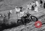Image of Motorcycle hill climb Lewiston Idaho United States USA, 1956, second 27 stock footage video 65675040937