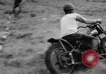 Image of Motorcycle hill climb Lewiston Idaho United States USA, 1956, second 30 stock footage video 65675040937