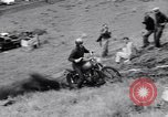 Image of Motorcycle hill climb Lewiston Idaho United States USA, 1956, second 31 stock footage video 65675040937