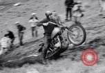 Image of Motorcycle hill climb Lewiston Idaho United States USA, 1956, second 32 stock footage video 65675040937