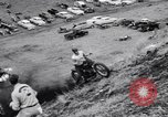 Image of Motorcycle hill climb Lewiston Idaho United States USA, 1956, second 35 stock footage video 65675040937