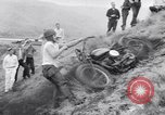 Image of Motorcycle hill climb Lewiston Idaho United States USA, 1956, second 39 stock footage video 65675040937