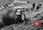 Image of Motorcycle hill climb Lewiston Idaho United States USA, 1956, second 44 stock footage video 65675040937