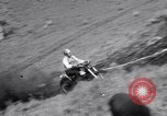 Image of Motorcycle hill climb Lewiston Idaho United States USA, 1956, second 48 stock footage video 65675040937