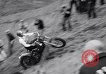 Image of Motorcycle hill climb Lewiston Idaho United States USA, 1956, second 49 stock footage video 65675040937
