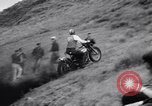 Image of Motorcycle hill climb Lewiston Idaho United States USA, 1956, second 52 stock footage video 65675040937