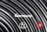 Image of Kayak skippers Germany, 1956, second 2 stock footage video 65675040938