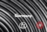 Image of Kayak skippers Germany, 1956, second 3 stock footage video 65675040938
