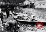Image of Kayak skippers Germany, 1956, second 4 stock footage video 65675040938