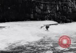 Image of Kayak skippers Germany, 1956, second 15 stock footage video 65675040938