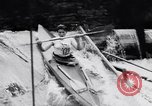 Image of Kayak skippers Germany, 1956, second 18 stock footage video 65675040938