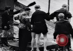 Image of Kayak skippers Germany, 1956, second 20 stock footage video 65675040938