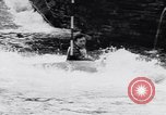 Image of Kayak skippers Germany, 1956, second 22 stock footage video 65675040938