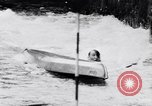 Image of Kayak skippers Germany, 1956, second 28 stock footage video 65675040938