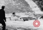 Image of Kayak skippers Germany, 1956, second 35 stock footage video 65675040938