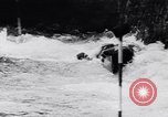 Image of Kayak skippers Germany, 1956, second 38 stock footage video 65675040938