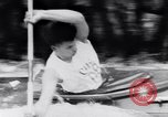 Image of Kayak skippers Germany, 1956, second 40 stock footage video 65675040938
